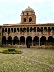 Our Lady of Mercy Church in Cusco, Peru
