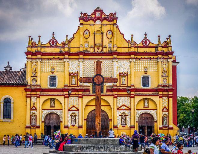 Cathedral de San Cristóbal de las Casas