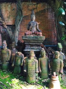 Terracotta Garden in Chiang Mai