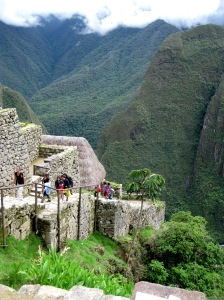 Machu Picchu walls