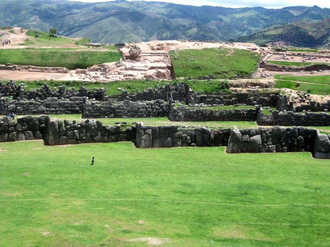 Sacsayhuaman in Cusco, Peru