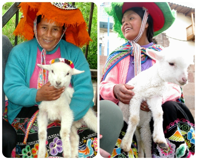 Women of Cusco, Peru