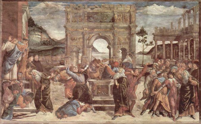 Sistine Chapel, Vatican City