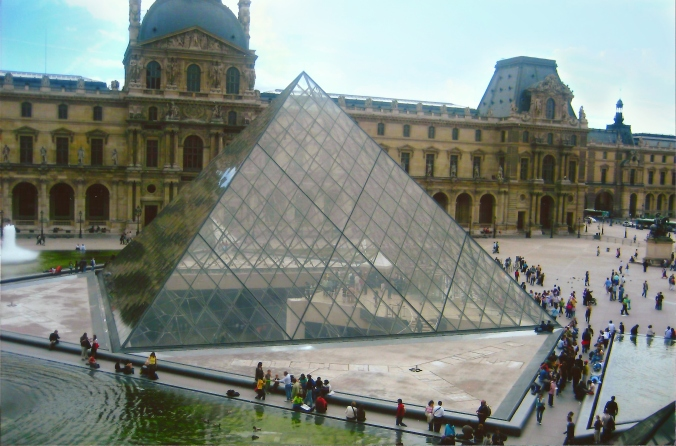 The Louvre, Paris France