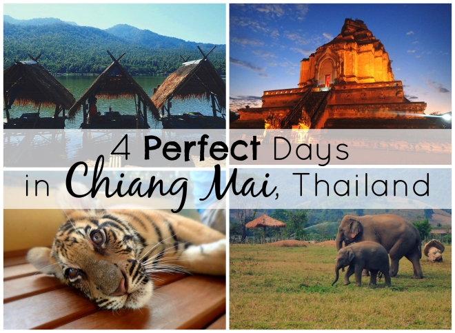 4 Perfect Days In Chiang Mai